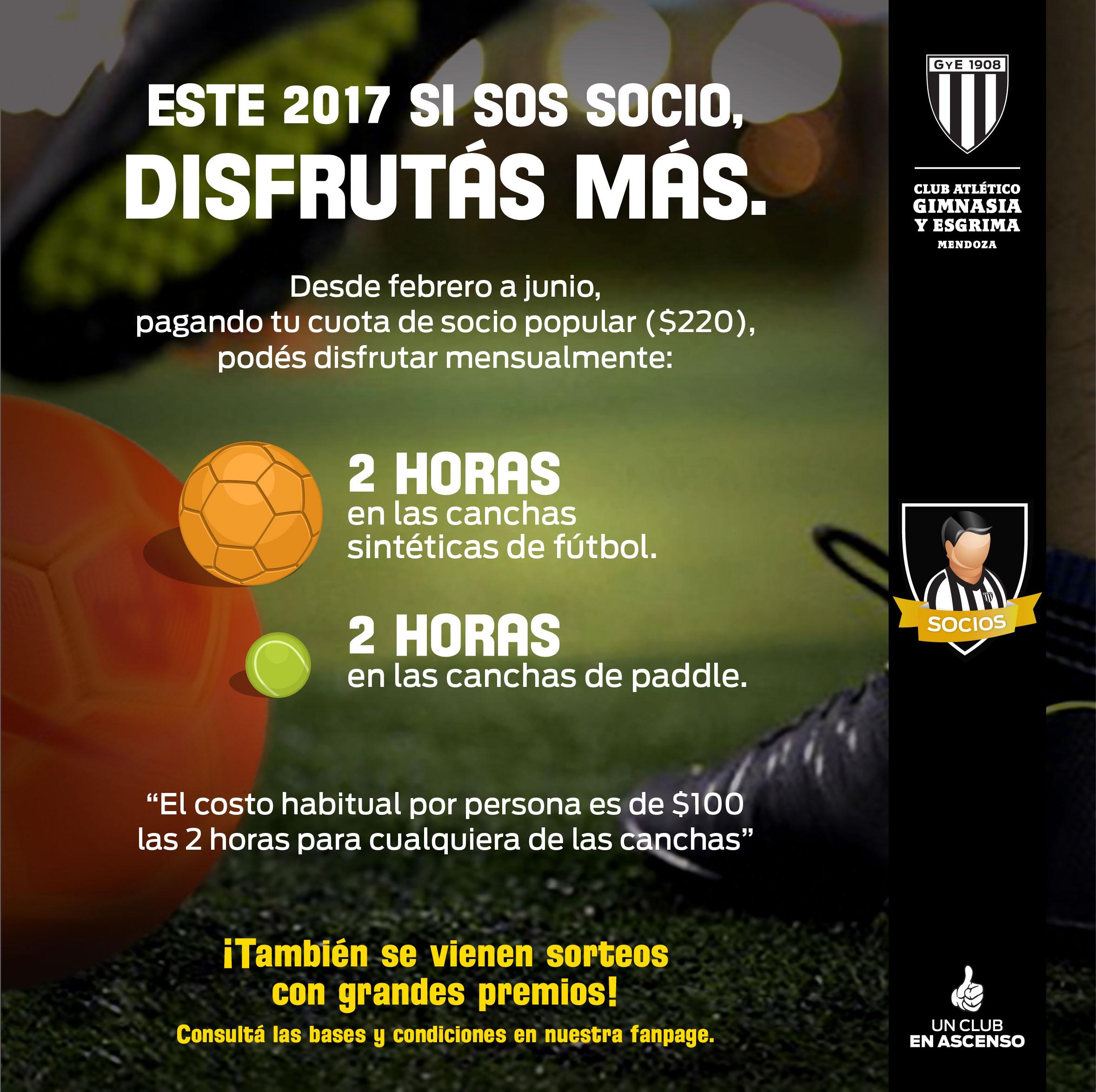 Banner BENEFICIO SOCIOS 30-01-17-01